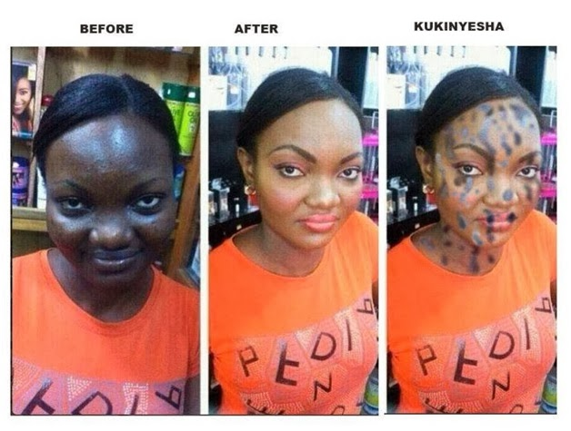 What makeup can do