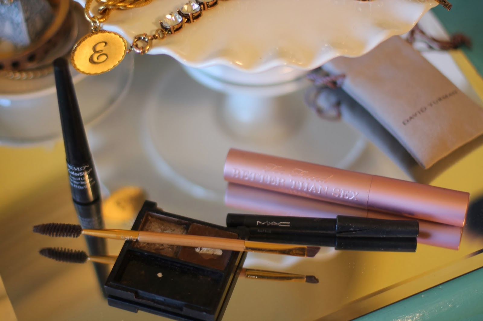 www.TheSweetestThingBlog, Emily Gemma, Makeup, MAC cosmetics, Mac Studio Fix Powder, Makeup Review, Mac Bronzer, Mac Blush, Better than Sex Mascara, Revlon Eye Liner, Make up brushes, Mac makeup brushes, Makeup Brush Holder, Monogram Makeup Brush Holder, Tarte Makeup Brush, Mac Eye Liner, Mac Foundation, Sephora Make up brush, Concealer, Tarte Blush, Mac Lipsticks, Ulta Makeup Brushes, Pinterest Makeup, Eyebrow Makeup, Browzings kit, Benefit Browzings