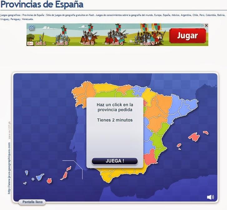 http://www.juegos-geograficos.com/juegos-geografia-Provincias-de-Espana-_pageid95.html