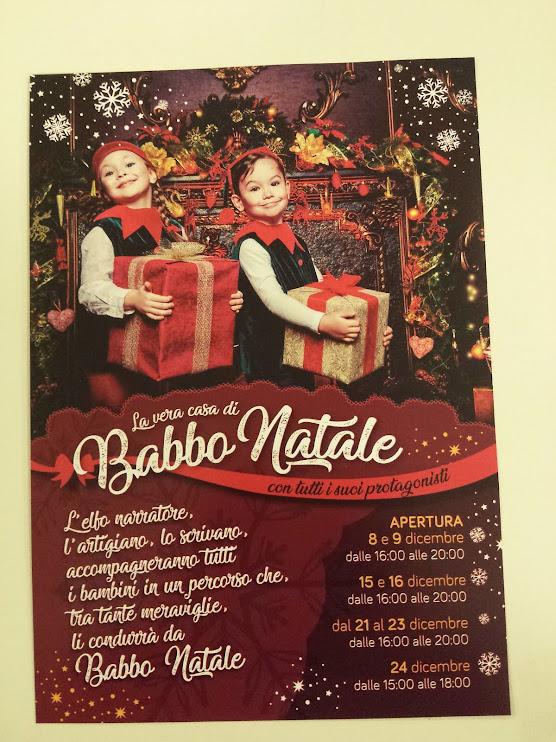 LA CASA DI BABBO NATALE E' IN PIAZZA CALAMATTA18