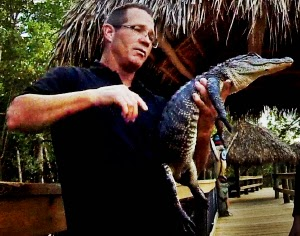 Urlaub in Florida: Alligatoren zum anfassen