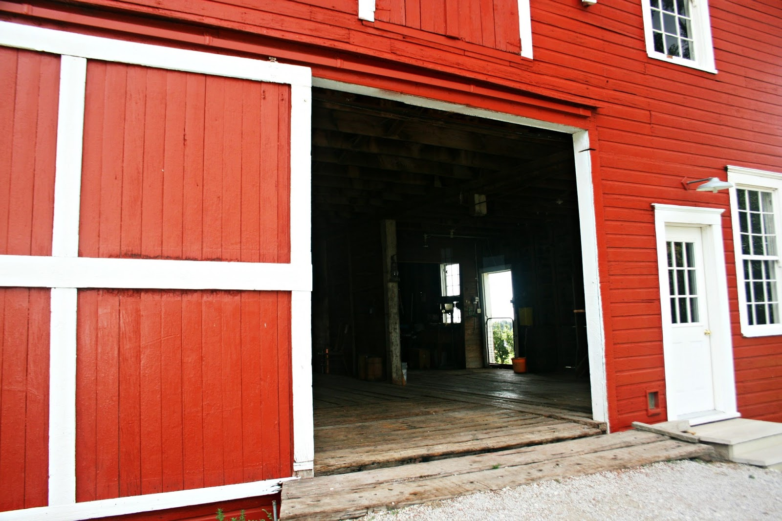 Two Bears Farm and the Three Cubs: The Best Barn Ever