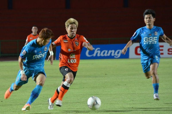 THAI FOOTBALL CHANNEL: 7月 201...