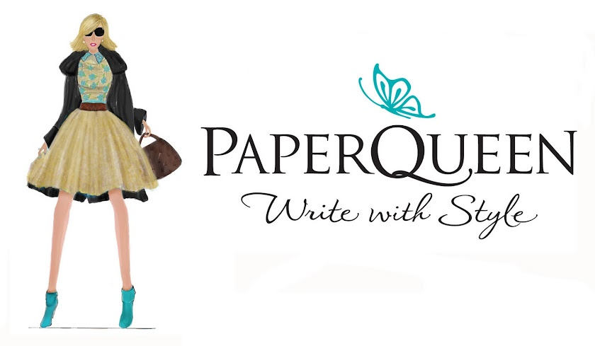 The Paperqueen