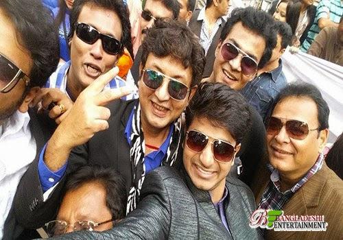 Bangladeshi Celebrities Selfie Celebration