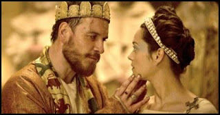 Michael Fassbender y Marion Cotillard en Macbeth (Justin Kurzel, 2015)