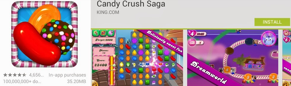 Candy Crush Saga Symbol Meanings