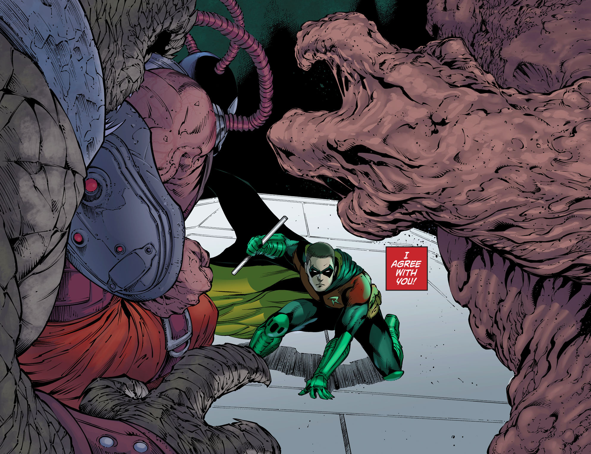 Batman: Arkham Knight [I] Issue #27 #29 - English 4