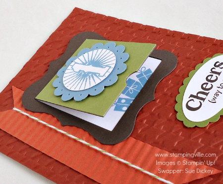 Peekaboo Frames Bigz Die by Stampin' Up!