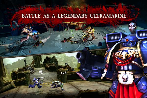 Warhammer 40,000: Carnage v181731 APK+OBB