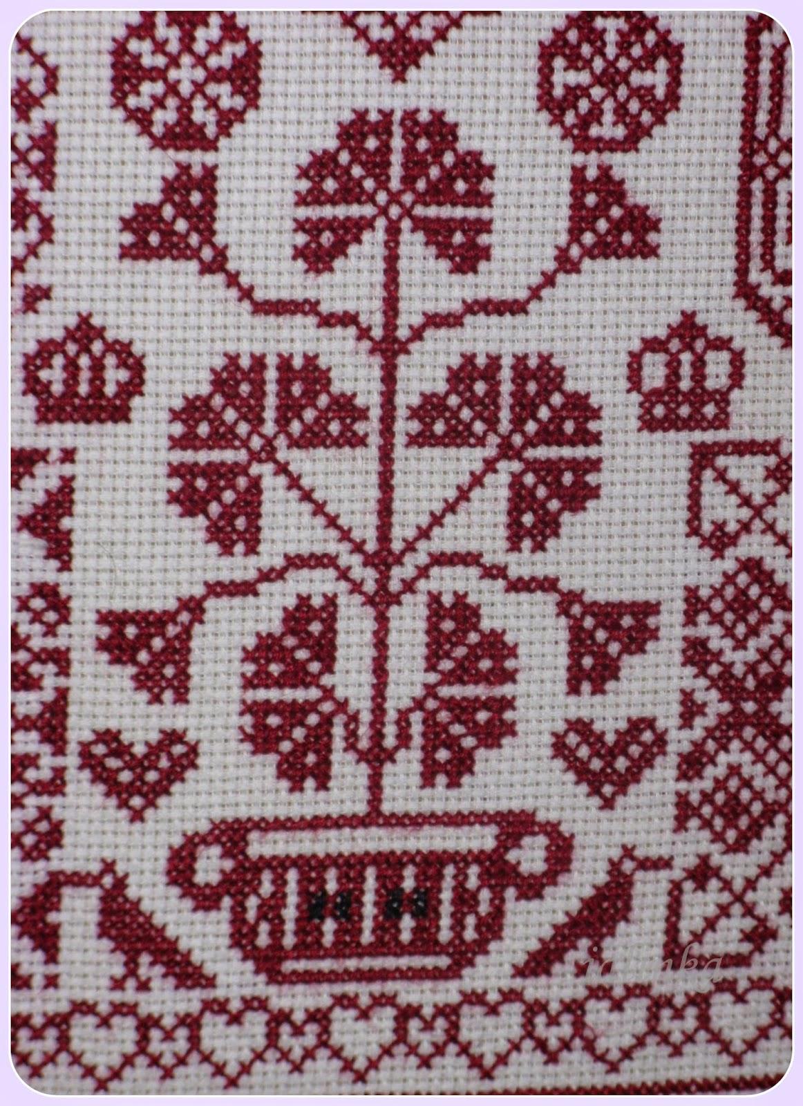семплер  от  gazett94 вышивка