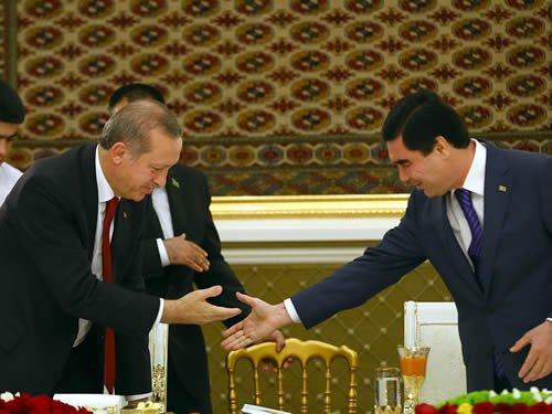 Секс в туркменской глубинке