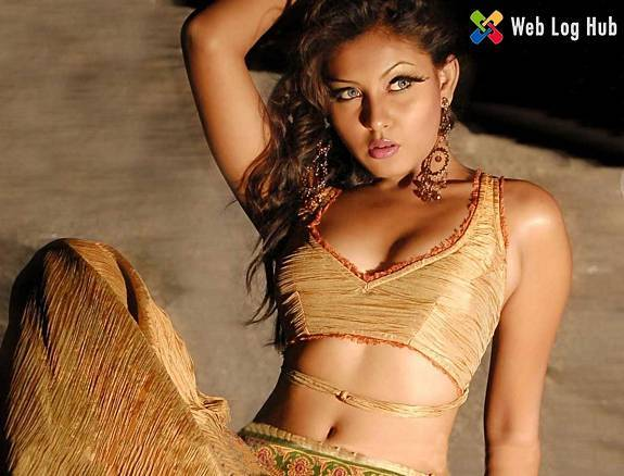 Bubbly Beauty Madhu Shalini Hot Spicy Structured Body Revealing Still in a Beach Photoshoot - Web Log Hub