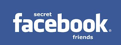 facebook logo secret friends pic