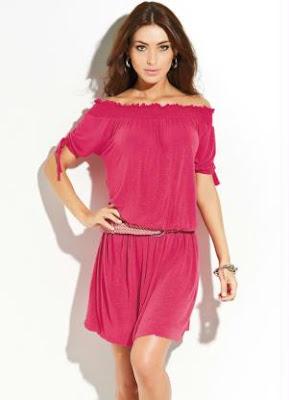 Modelos de Vestidos Pink