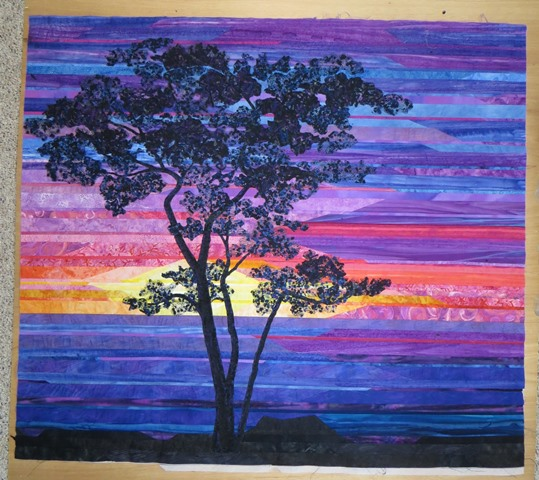 Cathy Geier's Quilty Art Blog: Making confetti patches : how to make art quilts - Adamdwight.com