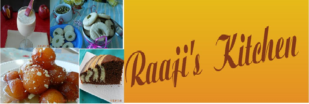 Raajis kitchen