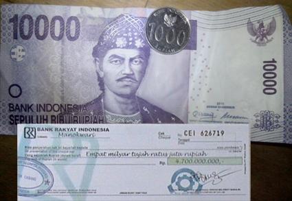 Penjelasan tentang uang kartal dan giral