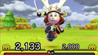 3DS StreeetPass Mii Plaza - Warrior's Way