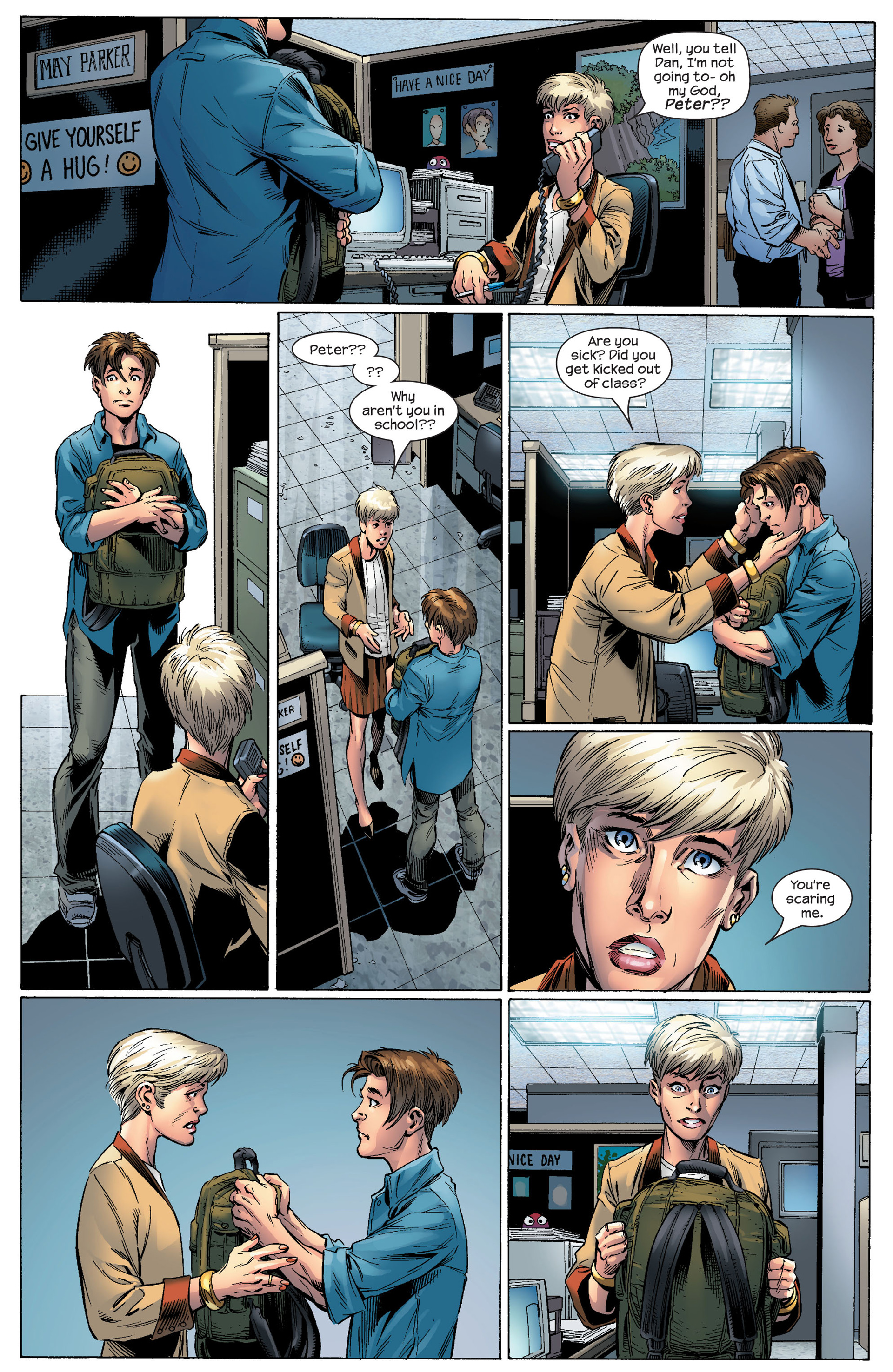 Ultimate Spider-Man (2000) Issue #88 #92 - English 8
