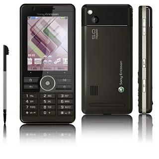 Spesifikasi Dan Harga Sony Ericsson G900 Terbaru 2012