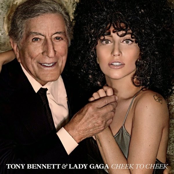 Lady Gaga & Tony Bennet - Cheek to Cheek copertina deluxe edition