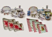 مشروع صناعة أطقم الميلامين- دراسة جدوى-متطلبات تصنيع -تكاليف مصنع أطقم ميلامين