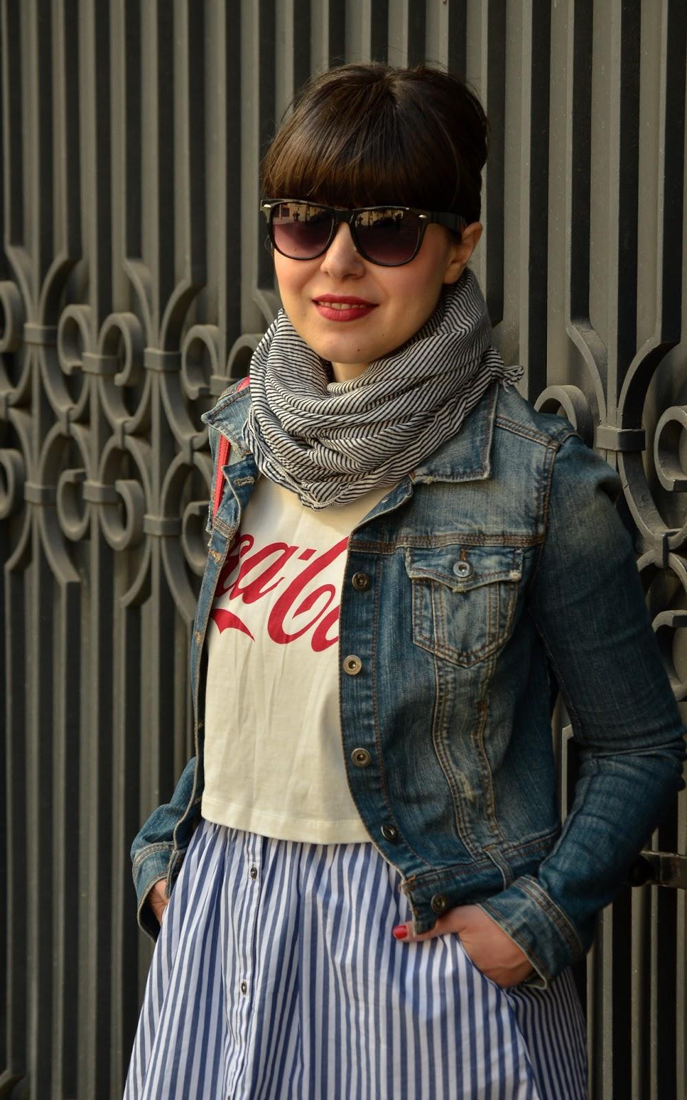 Miss Green: Jeans jacket