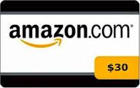 amazon $30 gift card