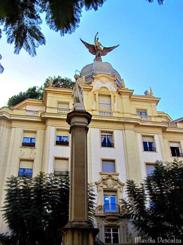 Edificio de La Unión y el Fénix de Murcia