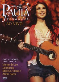 Paula Fernandes Ao Vivo Download   Paula Fernandes: Ao Vivo