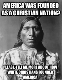 America was not founded as a Christian nation
