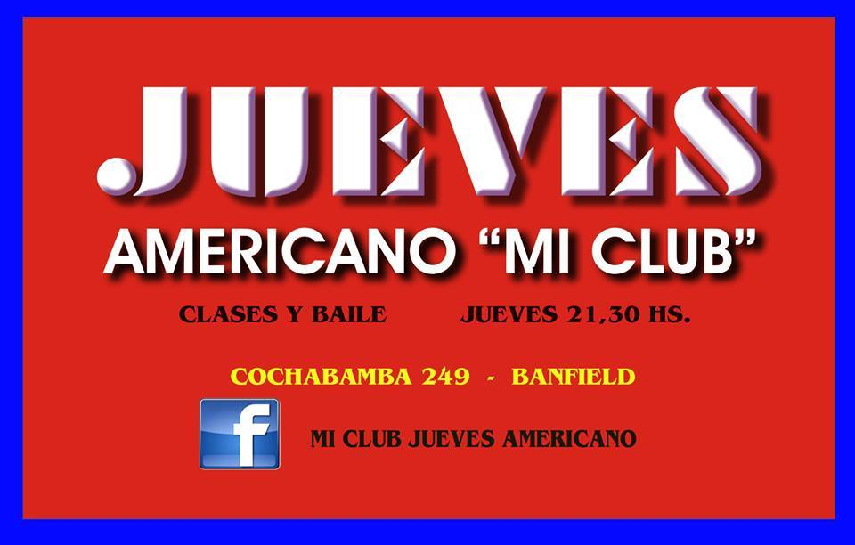 CLASES DE AMERICANO