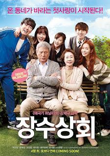 Sinopsis K-Movie Jang-Soo Store