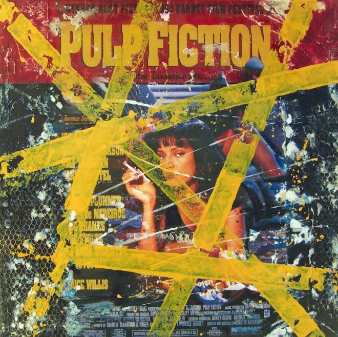 Pulp Fiction by Francisco Urbano