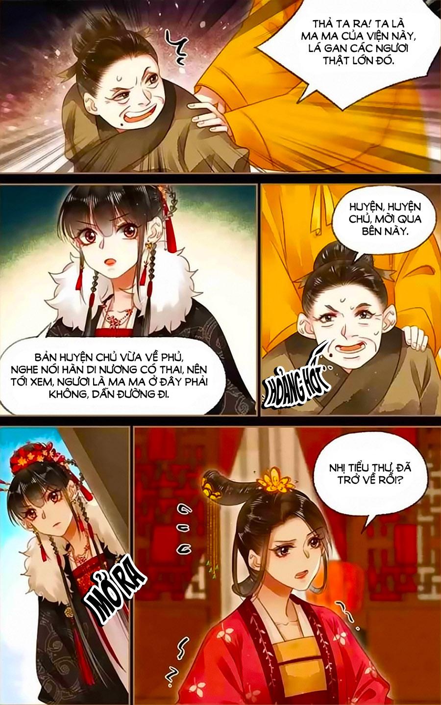 Thần Y Đích Nữ chap 162 - Trang 3