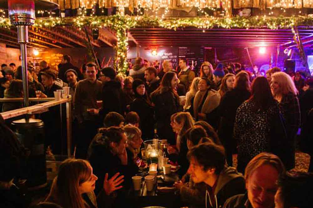London's best Christmas party for 2014
