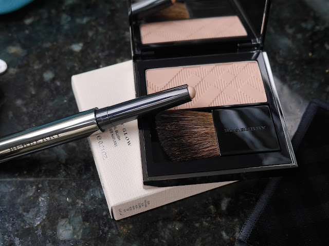 Burberry Earthy Blush and Luminous Pen Review