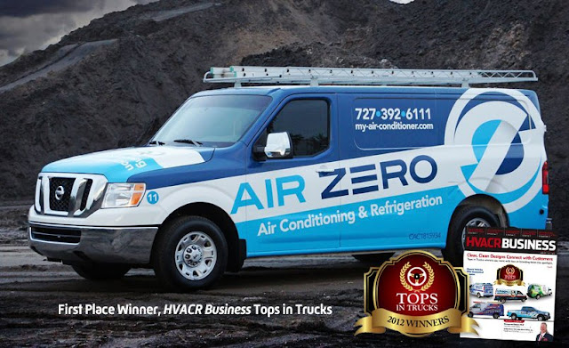 best hvac truck wraps