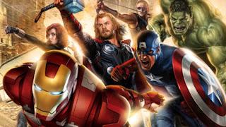 Os Vingadores novo Clipe com cenas inéditás! Thor e Homem de Ferro Luta Briga!