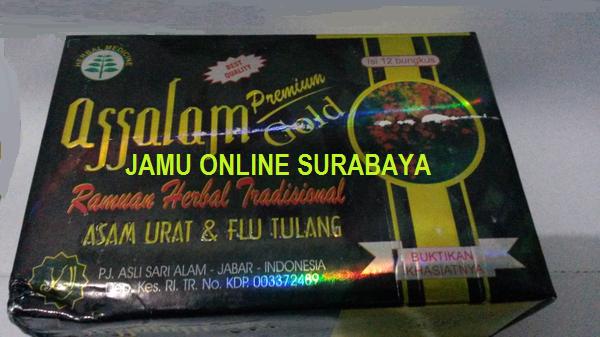 kapsul tawon liar herbal jamu asam urat di kalimantan jamu online surabaya
