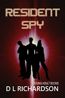 supernatural spy adventure