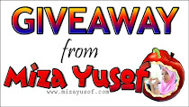 1ST GIVEAWAY FROM MIZAYUSOF.COM