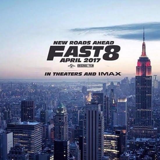 Fast 8 (14-04-2017)