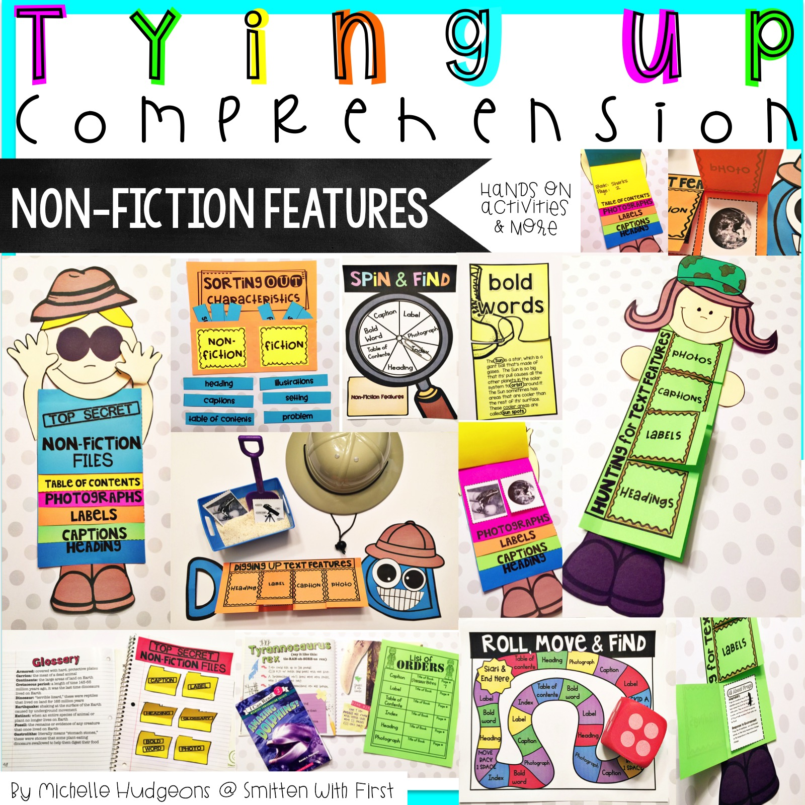 Tying Up Comprehension (Non-Fiction Traits)