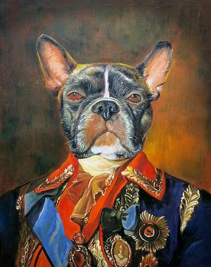 06-The-Czar-Splendid-Beast-Your-Animal-Friend-on-an-Oil-Painting-www-designstack-co