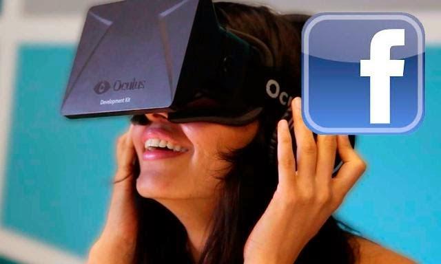 Casco Oculus Rift