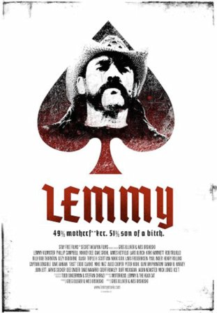 Lemmy the Movie. Subtítulos en español