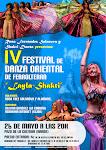 """Festival de Danza Oriental """"Layla Shakti"""""""
