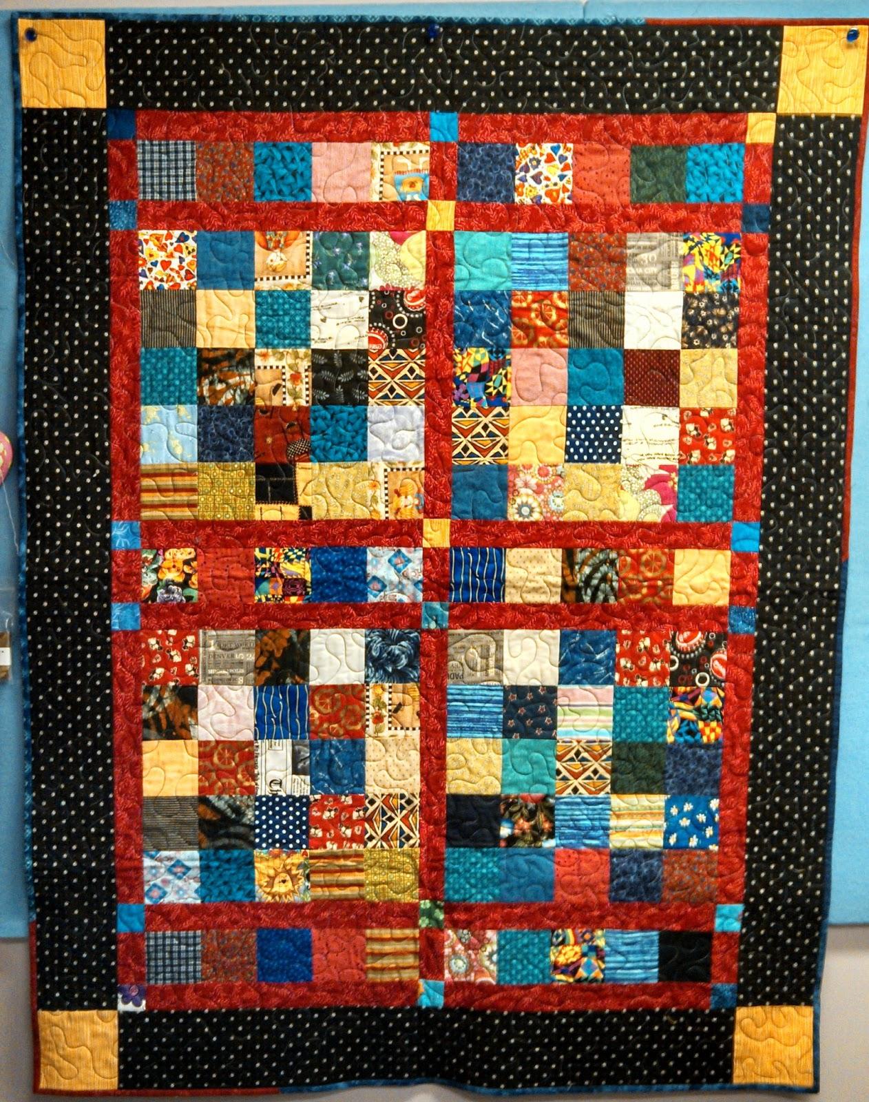 project linus quilt patterns
